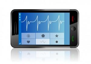 Smartphone, medizinische Anwendung (Vision)