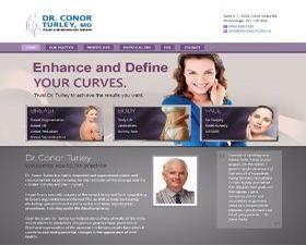 Dr. Turley Website Homepage