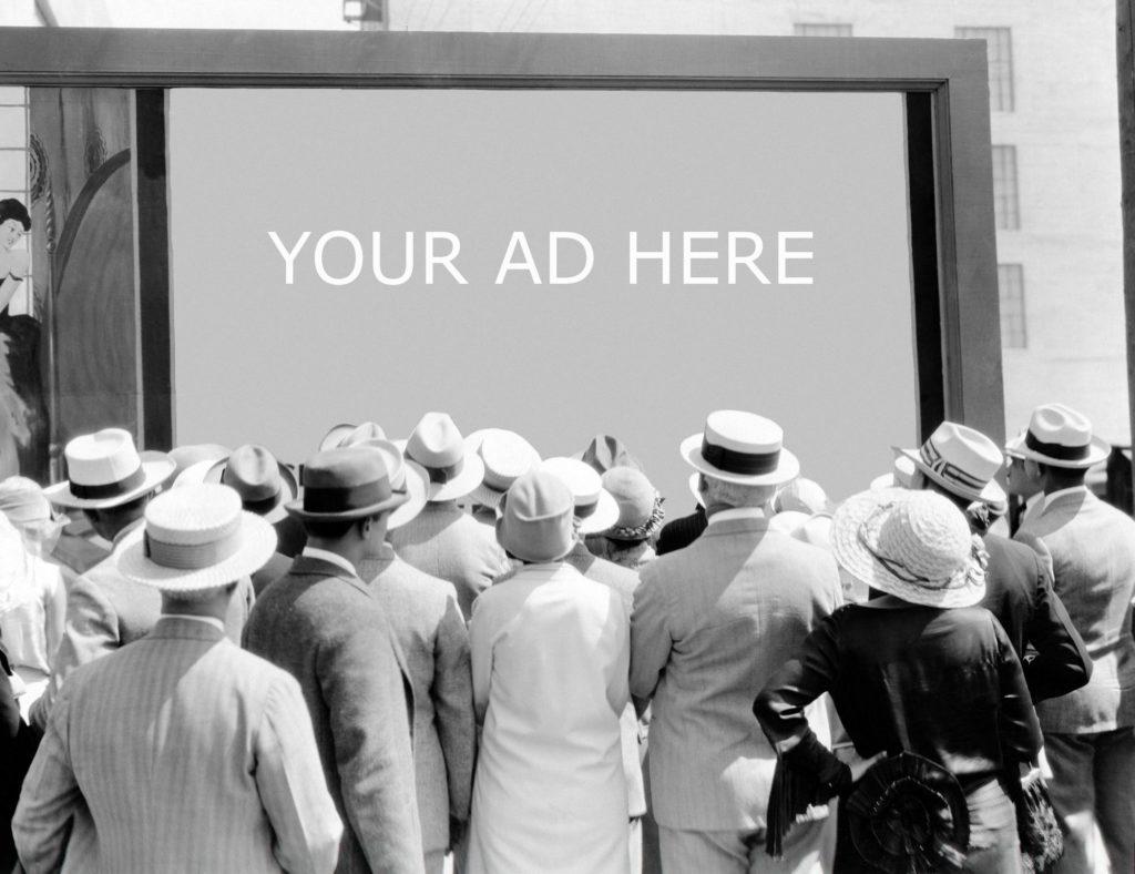 Billboard advertising may soon be obsolete