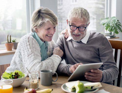Tech-Savvy Seniors Are Tapping into Healthcare