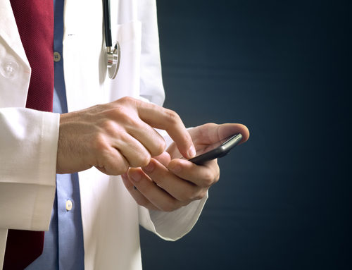 Mobile Device Usage Increasing For Healthcare Professionals